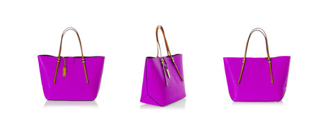 Woman bag isolated on the white Stock Photo - 24116843