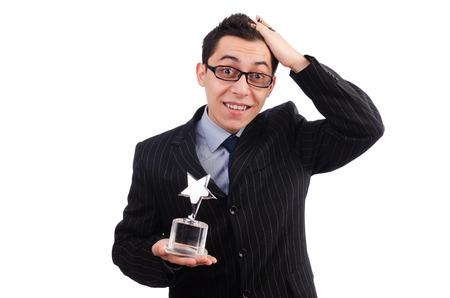 funny guy: Funny guy a re�u un prix sur blanc