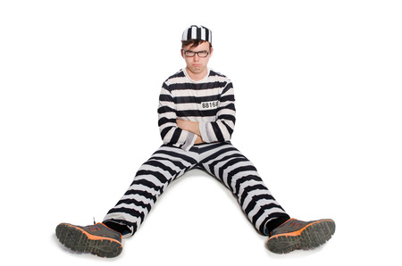 inmate: Funny prison inmate