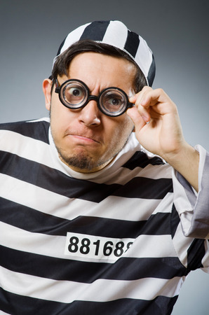 an inmate: Funny prison inmate