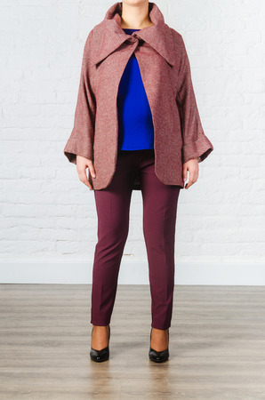 Clothing for the pregnant woman photo