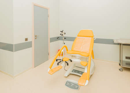 gynecology: Gynecology room in the hospital