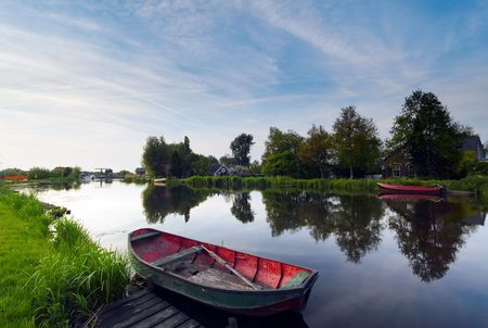 made in netherlands: A landscape photo made in the netherlands