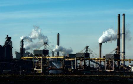 ijmuiden: Industry in the netherlands