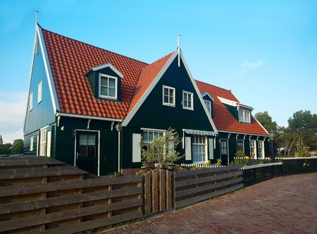 a dutch house photo