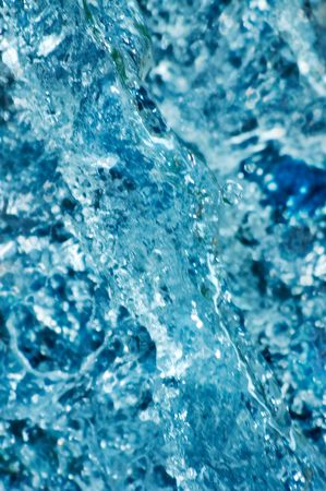 splashing fresh water Stock Photo - 511726