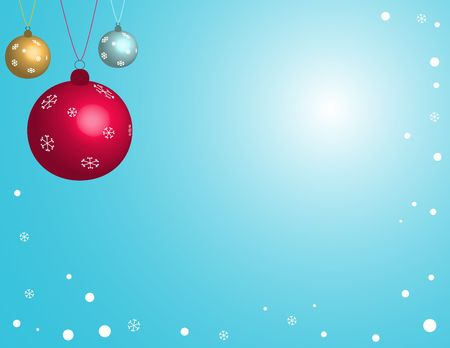 christmas vector design photo