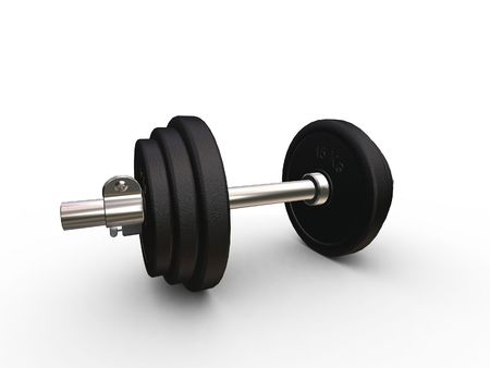 barbell Stock Photo - 482667