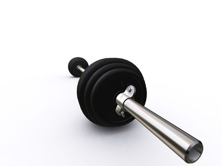 barbell Stock Photo - 482666