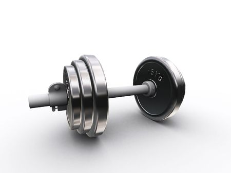 barbell Stock Photo - 488583