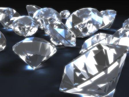 diamonds Stock Photo - 488519