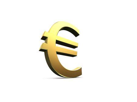 golden euro photo