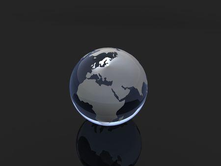 glas: glas globe