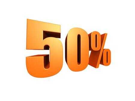 50 % photo