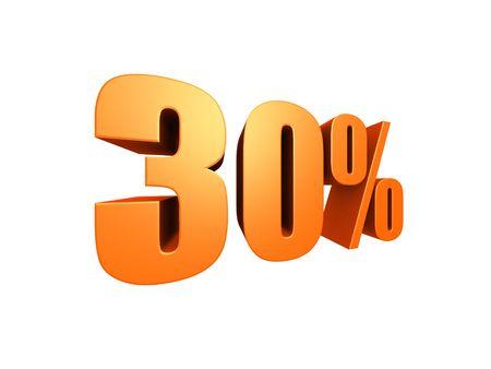 30 % photo
