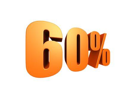 60 % photo