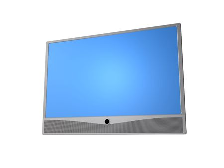 wideview: flat tv