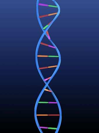 raytrace: DNA