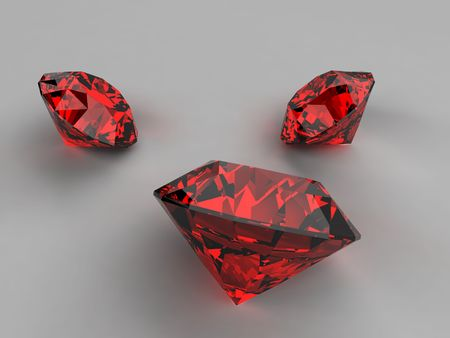 rubies Stock Photo - 543491