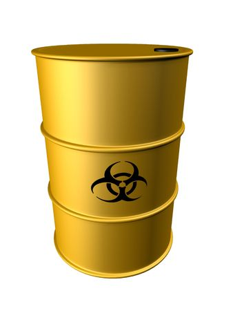 biohazard waste Stock Photo - 543494