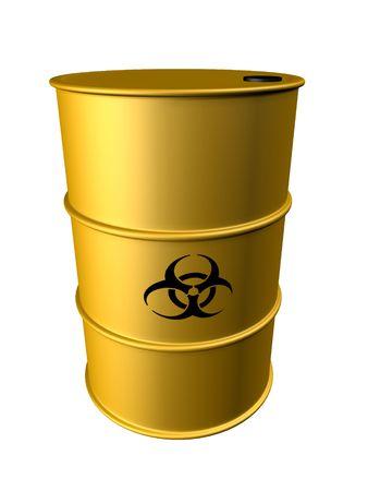 biohazard waste Stock Photo - 543494
