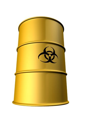 biohazard waste Stock Photo - 543495