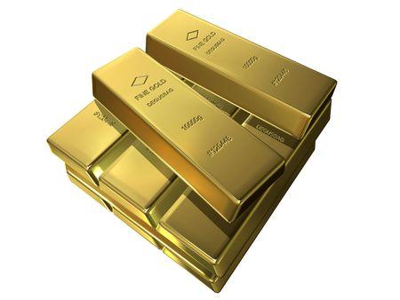 goldbars: gold bars