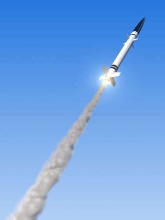 missile Stock Photo - 577604