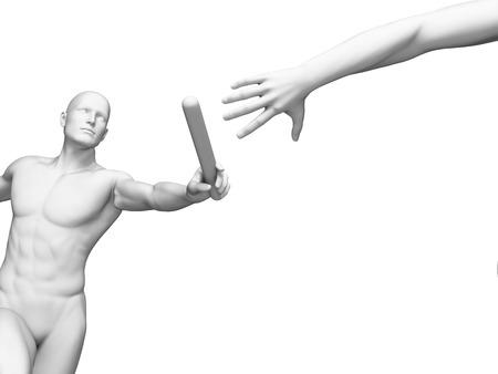 relay: relay - cuerpos blancos