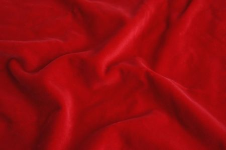 silken: Red velvet fabric. Soft texture cloth. Look at my gallery for more backgrounds and textures