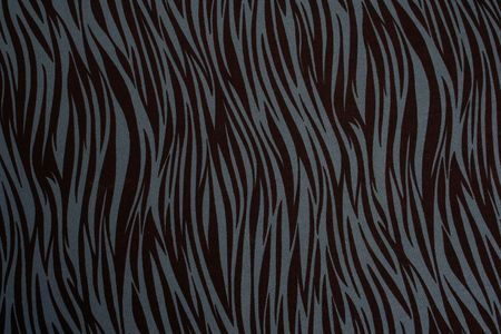 Animal print on fabric. Pattern like a zebra, dark blue and black  Look at my gallery for more backgrounds and textures photo