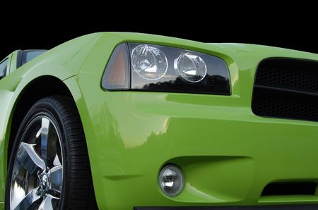 American Muscle Car Stock Photo - 847507