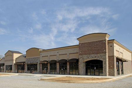 Retail Shopping Plaza