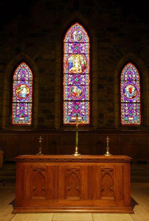 alter: Church Alter