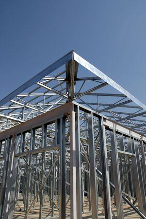 Steel Construction Framing photo