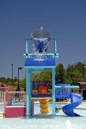 sun  soaked: Small Waterpark
