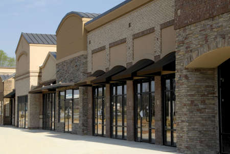 plaza: Commerce Stores for Lease
