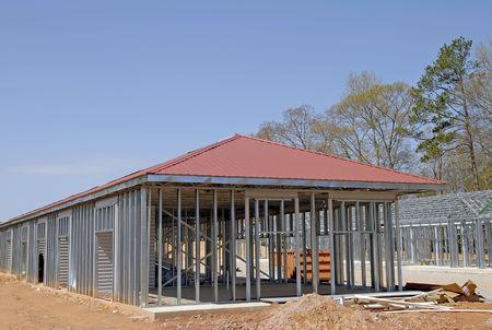 self storage: Self Storage Building Construction