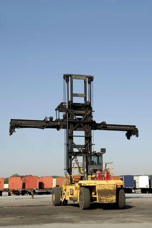 intermodal: Intermodal Container Stacker