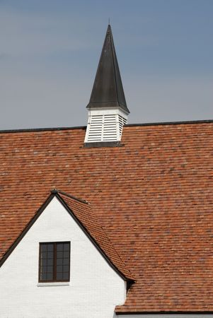 Classic Barn Roof Stock Photo - 1158020