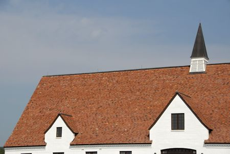 Classic Barn Roof 2 Stock Photo - 1158021