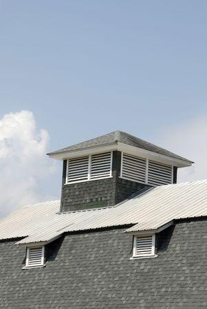 Classic Barn Roof 3 Stock Photo - 1158022