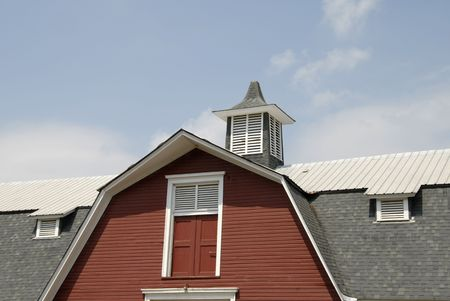 Classic Barn Roof 4 Stock Photo - 1158023