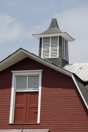 Classic Barn Roof 5 Stock Photo - 1158024