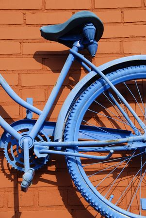Bicycle Abstract photo