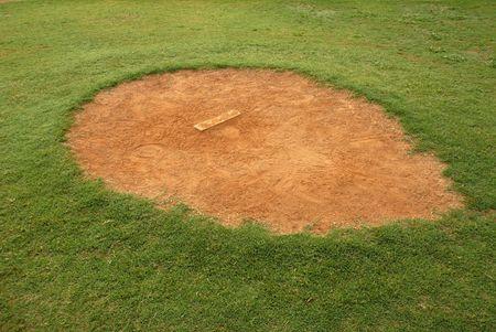 pitchers mound: Little League Pitchers Mound