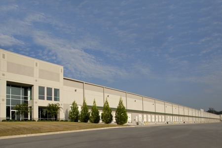 warehouse building: Commercial Warehouse
