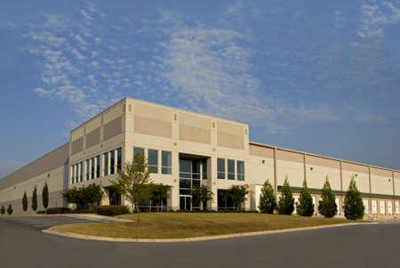 batiment industriel: Centre de distribution