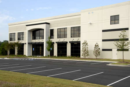 construction companies: New Large Commercial Office Building Available for Sale or Lease