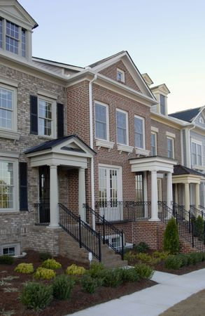 townhouses: New Luxury Townhouses For Sale